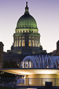 Madison, Wisconsin - State Capitol